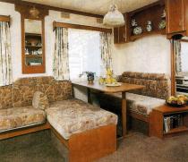 Wohnen im Mobilheim auf dem Camping-Ferienpark CAMARO Grömitz